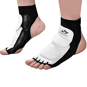 Taekwondo Foot Protector Gear Martial Arts Fight Boxing Punch Bag Sparring