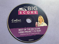 BEST OF BIG SCORE VIDEO PROJECT CD-ROM CRAFTERS COMPANION LARGE FORMAT PROJECTS