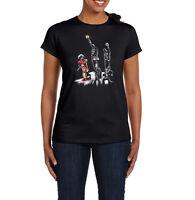 Salute - Colin Kaepernick and the 1968 Olympics - Women's Black Shirt