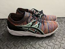 NEW ASICS Tiger Men's GEL Kayano Trainer Running Knit Shoes Size 10 HN7Q4