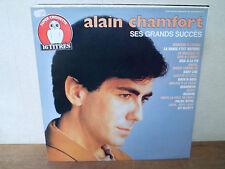 "LP 12"" - ALAIN CHAMFORT - Ses grands succès - NM/MINT - NEUF - CBS 54535 HOLLAND"