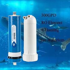 300GPD Reverse Osmosis Big Flow Commercial Aquarium RO Membrane + Filter Housing