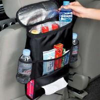 AUTO Accessories New Car Seat Back Multi-Pocket Insulation Storage Bag Organizer