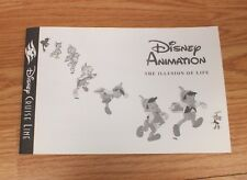 Genuine Disney's Cruise Line Disney Animation The Illusion Of Life Only *READ*