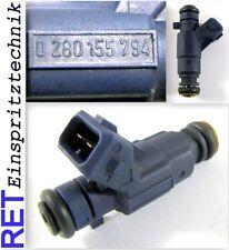 Einspritzdüse BOSCH 0280155794 Peugeot 206 1,6 Citroen gereinigt & geprüft