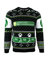 Official Xbox One Achievement Unlocked Christmas Jumper / Ugly Sweater