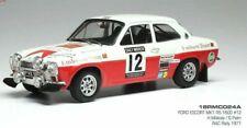 IXO - FORD ESCORT MK1 RS 1600 No.12 HANNU MIKKOLA RAC RALLY 1971 1:18 SCALE