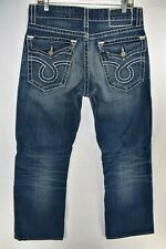Big Star Pioneer Boot Cut Mens Jeans Bootcut Size 32 Meas. 32x30 Blue