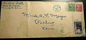 1939 US Cover - Minneapolis, MN Postmark; 3c Postage Due