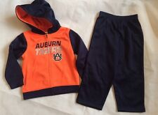 Toddler Boys  Auburn Tigers 2 Pc Outfit Size 3T
