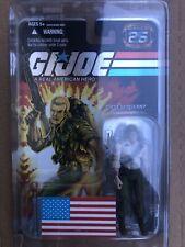 New listing G.I.Joe Duke Jetpack 25th Anniversary New Sealed Carded Foil Gi Joe 2007