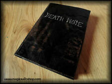 Death Note book - notebook replica with original pages printed on ivory pages