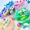 Scented Rainbow Sludge Fluffy Charm Floam Cloud Toy Candy Clay Fruit Slime Mud