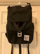 Topo Designs Y-Pack Backpack Black