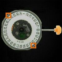 For MIYOTA 1M12 LTD QUARTZ Watch Movement Date Display at 3/6' 6M12 Replacing