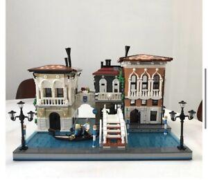 Creator Expert Modular Venice City