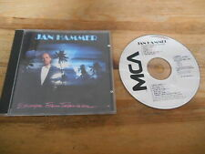 CD Pop Jan Hammer - Escape From Television (13 Song) MCA REC / Miami Vice