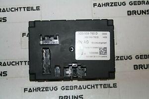 Steuergerät Lehnenverstellung Sitzsteuergerät VW Passat 3G Arteon 3Q0959760D