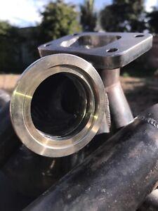 Custom Ford Barra Turbo Manifolds