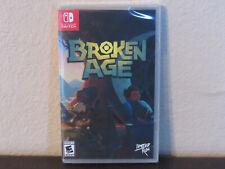 Broken Age (Nintendo Switch) LRG #16 BRAND NEW