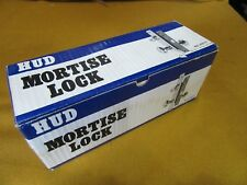 HUD mortise lock: no.6201Y vestibule-without buttons: polished brass NIB