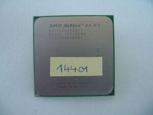 Processeur AMD Athlon 64X2 5000+ @2,60GHz - Socket AM2 (14401)