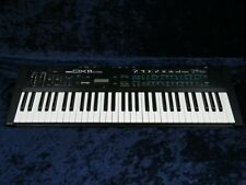 Vintage Yamaha DX11 Synthesizer Ser#0H02551 Needs Internal Battery Replaced