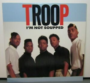 TROOP I'M NOT SOUPPED (NM) 0-86292 12 INCH SINGLE VINYL RECORD