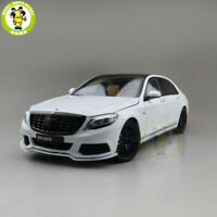 1/18 Brabus 900 Benz Maybach S CLASS Almost Real Diecast Model Car Toys White