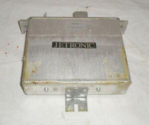 1982 Delorean DMC 12 OEM Lambda System ECU Silver