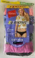 Hanes Underwear Womens Smooth Secrets Modern Fit Bikinis Select Size 2 Pr NIP