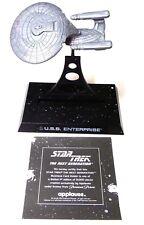 Star Trek TNG Enterprise Business Card Holder Limited 1st Ed. New 1994 Applause