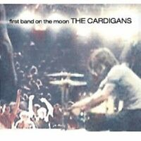 """THE CARDIGANS """"FIRST BAND ON THE MOON"""" CD NEUWARE"""