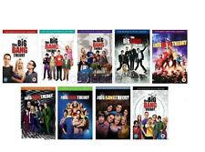 BIG BANG THEORY COMPLETE SERIES 1 2 3 4 5 6 7 8 9 DVD SET SEASON COLLECTION UK