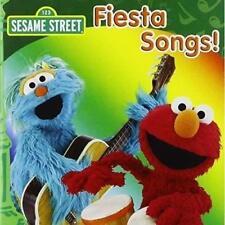 SESAME STREET Fiesta Songs! CD BRAND NEW ABC For Kids