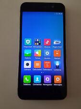 SMARTPHONE JIAYU G5 ADVANCED LIBRE negro con cerco lateral en acero quad core