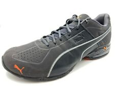 Mens Puma Cell Surin 2 Matte Cross Training Sneaker - Grey Orange Size 11