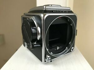 【Mint w/ Level Meter】 Hasselblad 500CM Camera Body from JAPAN