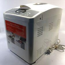 GE 2 lb. Horizontal Bread Maker Machine Model 106861 Series Excellent Condition