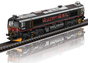 "Märklin H0 39068 Diesellok Class 66 der RushRail SJ ""mfx+ / Sound"" - NEU + OVP"