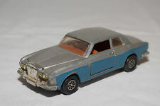 CORGI TOYS 273 ROLLS ROYCE SILVER SHADOW MULLINER EXCELLENT CONDITION