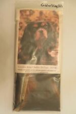 """Black & Tan Caviler King Charles Dog Breed, HOUSE Flag 28""""x40"""" Every day use"""