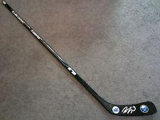 ZEMGUS GIRGENSONS Buffalo Sabres Autographed SIGNED Hockey Stick w/COA ALL STAR
