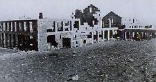 Deir Sim'an (Semaan?) Basilica Ruins, Antique Glass Magic Lantern Photo Slide