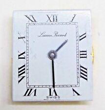 Antique LDS Lucien Piccard Watch Movement 17 jewels. 17.5  mm # 2522-1