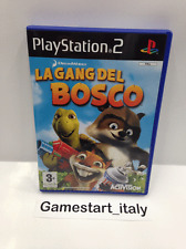 LA GANG DEL BOSCO - SONY PS2 - PAL VERSION - USATO COME DA FOTO