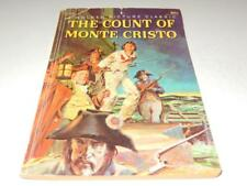 THE COUNT OF MONTE CRISTO- GOLD PICTURE CLASSIC BOOK - 1957  - GOOD  - W15