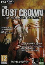 THE LOST CROWN: A GHOST-HUNTING ADVENTURE - PC GAME ***New & Sealed***
