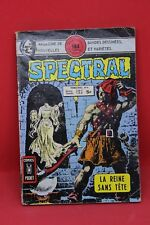 Spectral - Bandes dessinées pour adulte - Comics Pocket