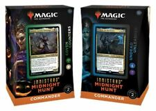 More details for 2 decks ~ undead unleashed & coven counters ~ commander: midnight hunt ~ sealed